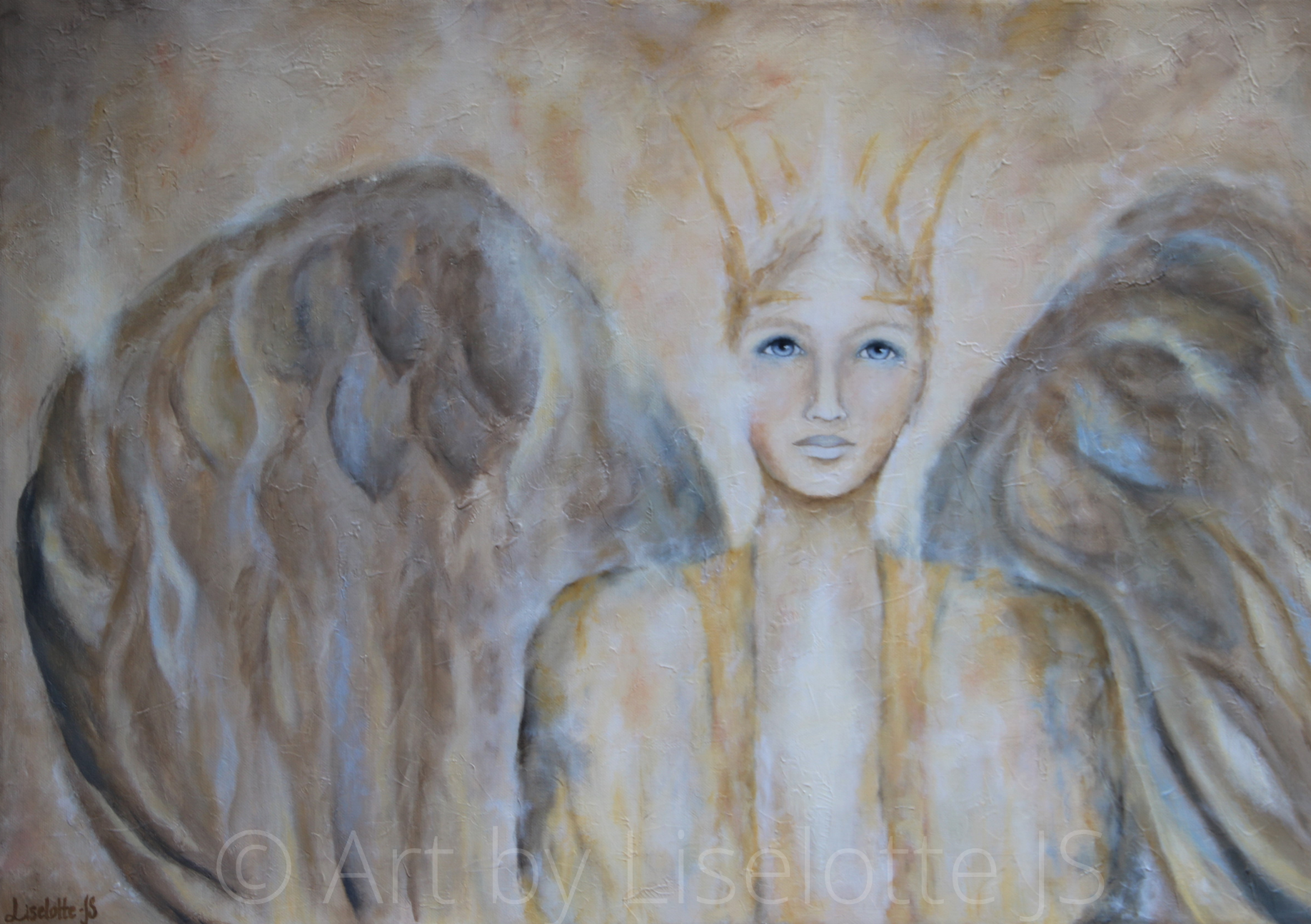 ANGEL - ORIGINAL ART